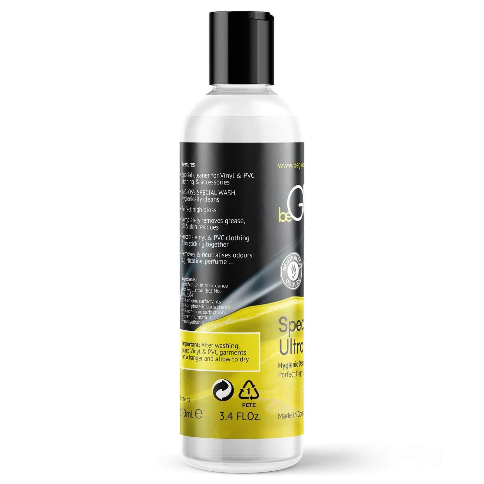 beGLOSS SPECIAL WASH - VINYL & PVC Rengøring 100 ml