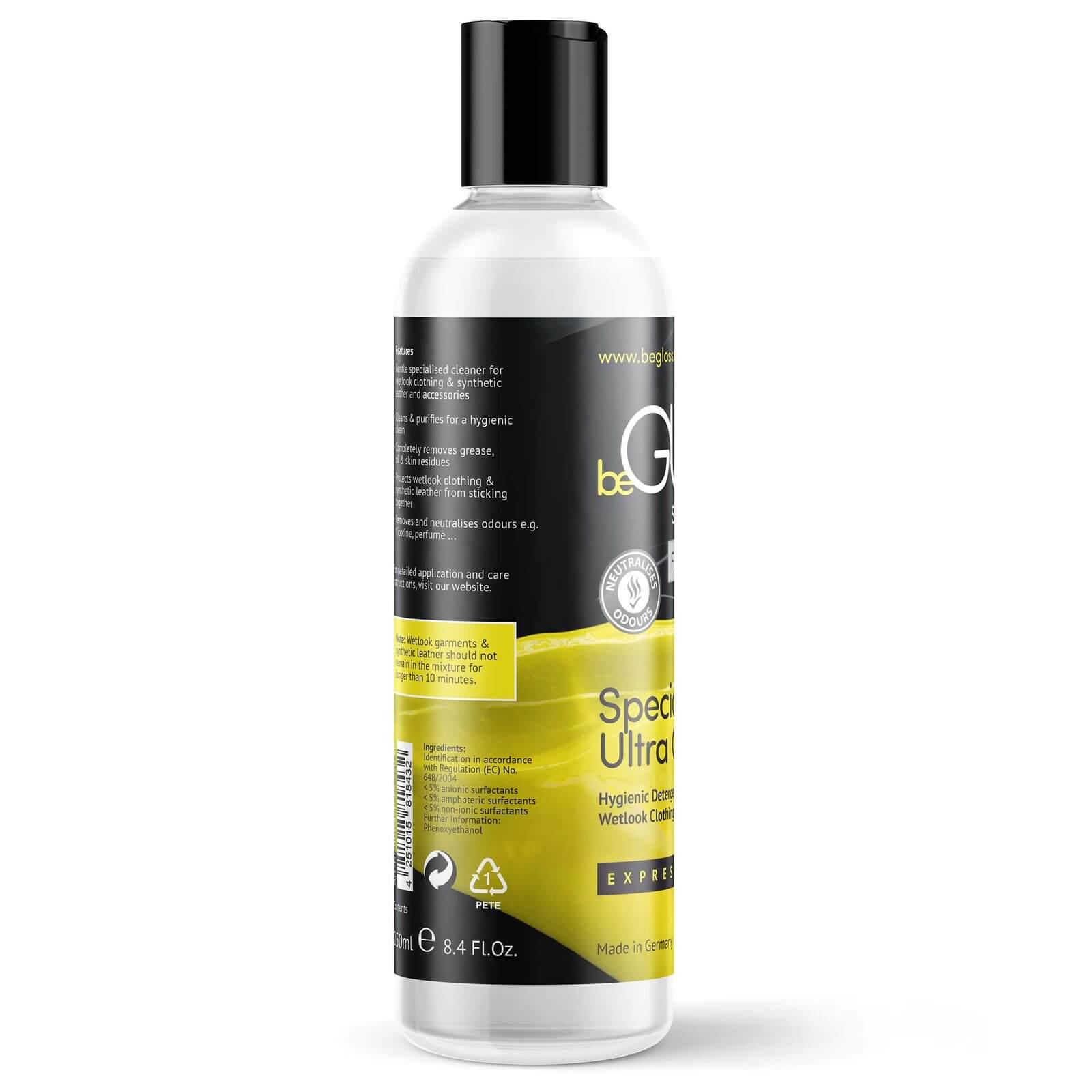 beGLOSS SPECIAL WASH til Kunstlæder 250 ml