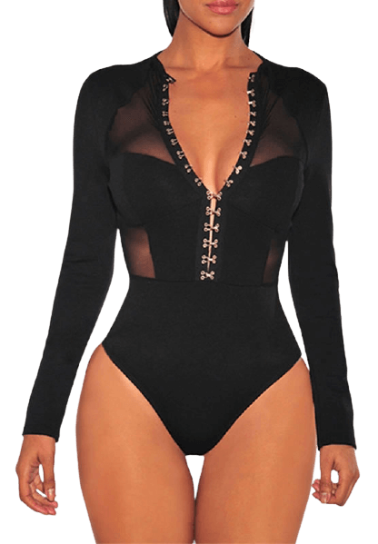 by LUANA - SIDNEY Delux Bodysuit (R80753|M|S)