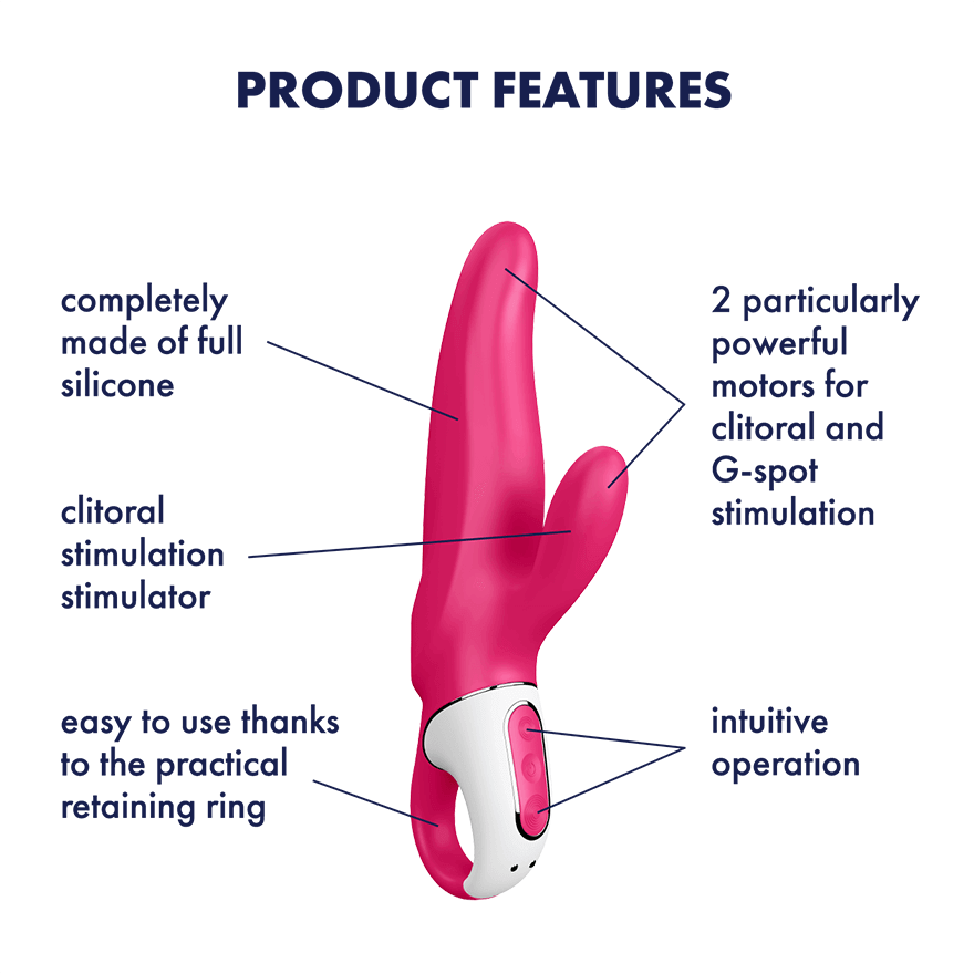 Satisfyer Vibes Mr Rabbit
