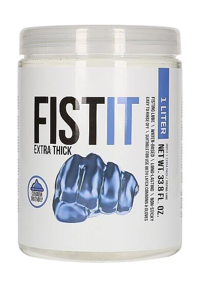 Fist It Ekstra Drøj 1000 ml - Til Vaginal og Anal Fisting