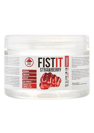 Fist It Ekstra Drøj 500 ml - Jordbær