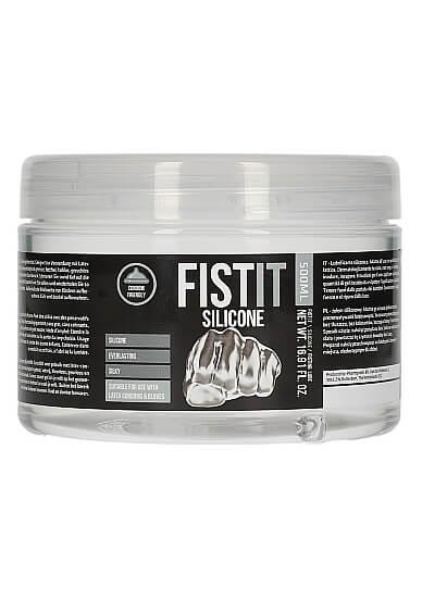 Fist It Silikone 500 ml - Smør kun én gang