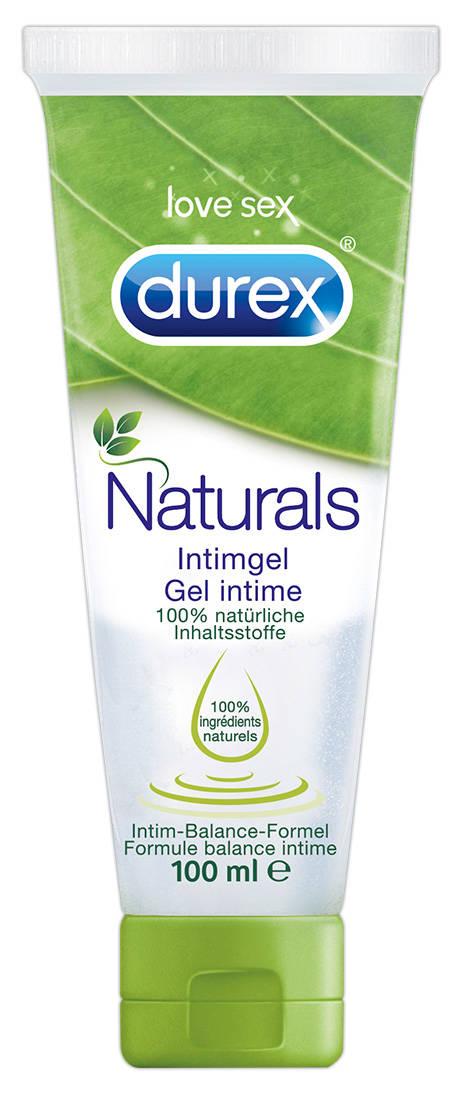 100 ml. Durex Naturals Intimgel
