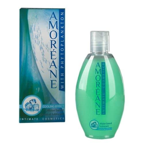 100 ML - AMOREANE - Vandbaseret glidecreme med kølende effekt
