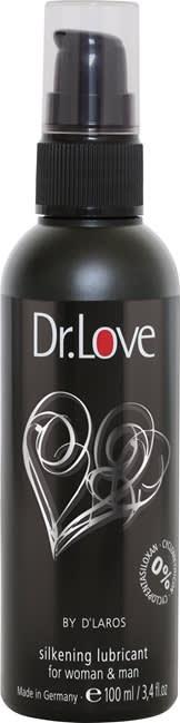 100 ml Dr. Love – Luksus Silikoniliukuvoide