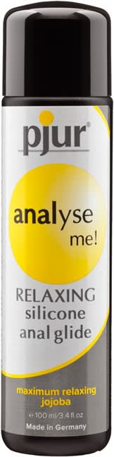 100 ml pjur analyse me! Relaxing - Afslappende nydelse ved analsex