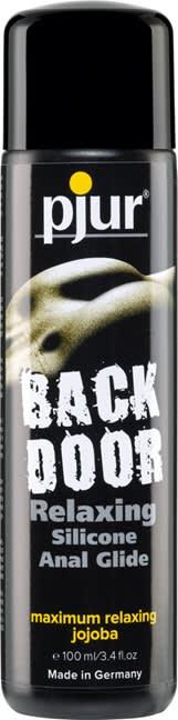 100 ml pjur Back Door Anal Glide – Silikonipohjainen