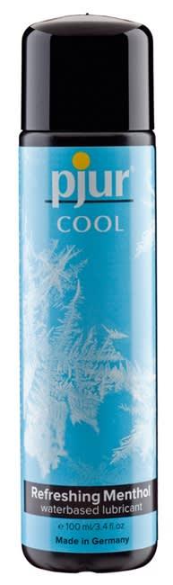 100 ml pjur Cool - En drøj vandbaseret glidecreme med menthol