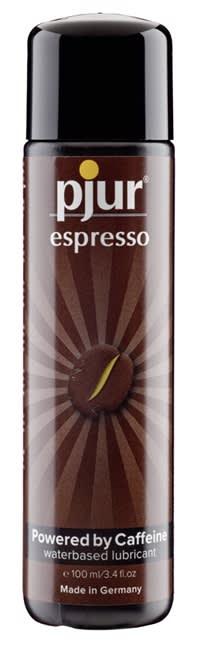 100 ml pjur Espresso - Med koffein, når du skal peppes lidt op
