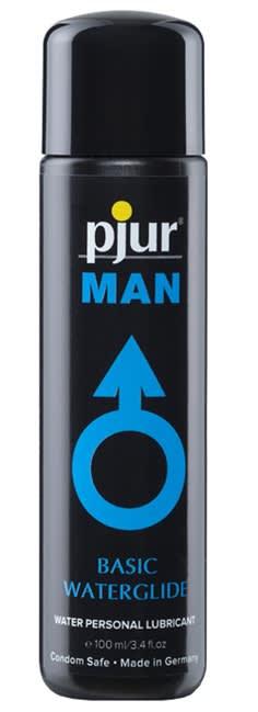 100 ml pjur MAN Basic water glide - Vandbaseret glidecreme