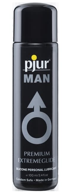 100 ml pjur MAN extreme glide - Premium silikonebaseret glidecreme