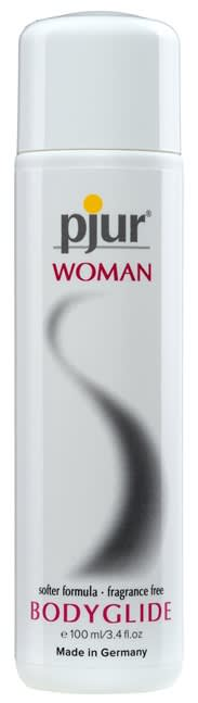 100 ml pjur Woman - Sensitiv massage- og glidecreme til kvinder