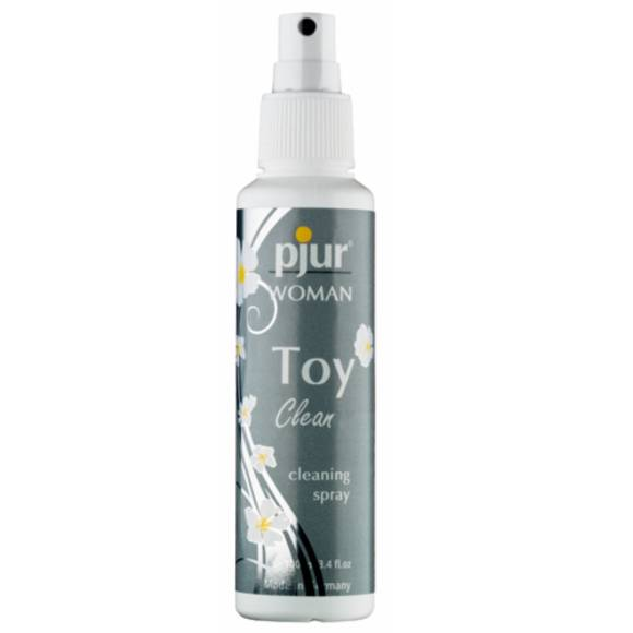 100 ml pjur Woman Toy Clean Spray – Puhdistussuihke Seksileluille
