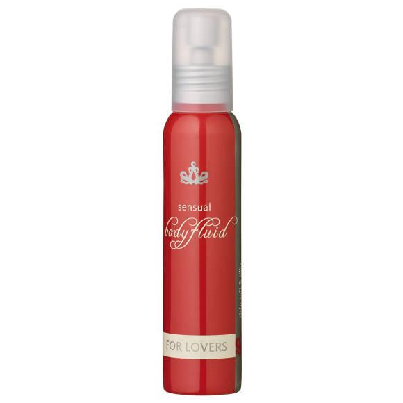 100 ml Sensual bodyfluid for Lovers - Glide- & massagecreme