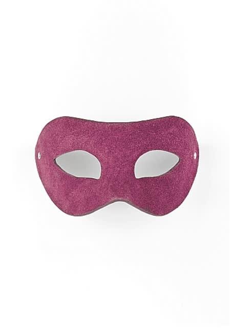 Ouch! - Lædermaske til øjnene