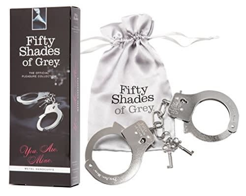 Fifty Shades of Grey - Håndjern - You are Mine