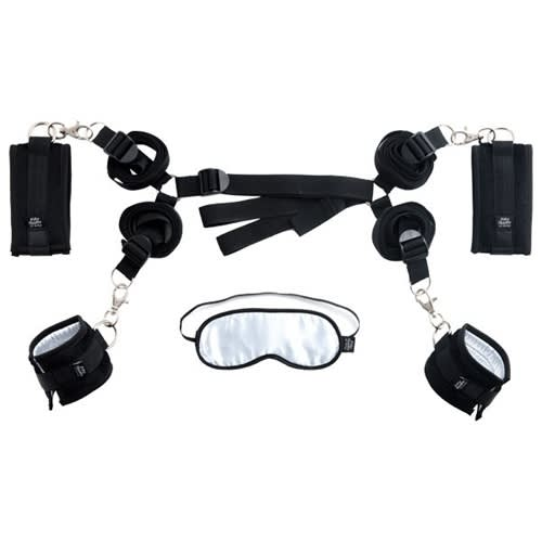 Image of   Fifty Shades of Grey - Bed Restraints Kit