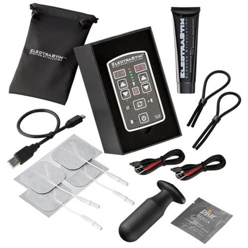 ElectraStim - Flick Duo Stimulator Multi-Pack, Luksussæt til 2 personer