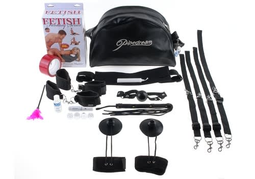 Fetish Fantasy Series Ultimate Fantasy Kit - Luksus bondage sæt