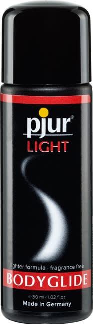 30 ml pjur Light - Specielt god til sexlegetøj