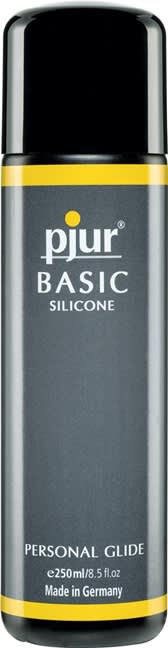 Image of 250 ml pjur Basic Personal Glide - Silikone baseret glidecreme