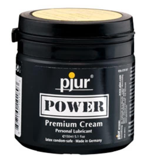 Image of 150 ml pjur Power - Når der indgår analleg og sexlegetøj