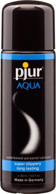 30 ml pjur Aqua - Højkvalitets vandbaseret all-round glidecreme!