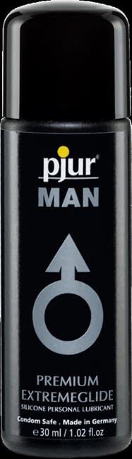 30 ml pjur MAN extreme glide - Højkvalitetsprodukt til manden
