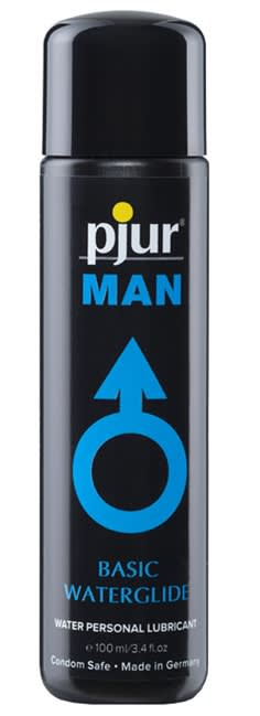 Image of   100 ml pjur MAN Basic water glide - Vandbaseret glidecreme