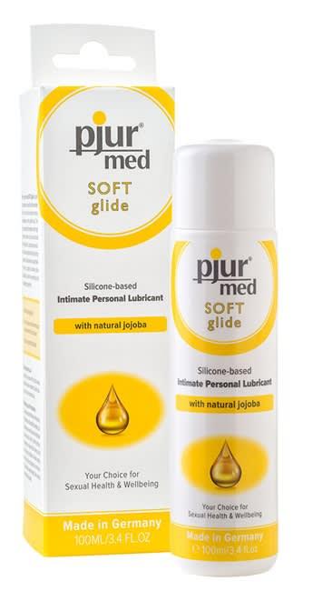 Image of 100 ml pjur MED Soft glide - Undgå tørhed ved sex