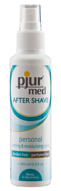 Image of   100 ml pjur med After Shave Spray - Reducer rød og irriteret hud