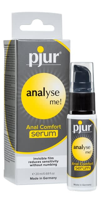 Image of   20 ml pjur analyse me! Serum - Afslapningsspray til analsex - CE