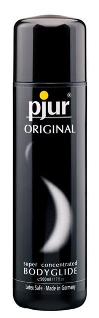 Image of   500 ml pjur Original glidecreme - En af verdens mest solgte glicecremer!
