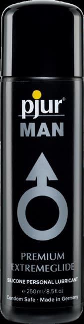 250 ml pjur MAN extreme glide - Premium silikonebaseret glidecreme