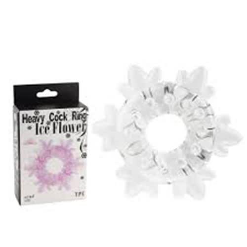 Aphrodisia - Ice Flower - Lækker penisring
