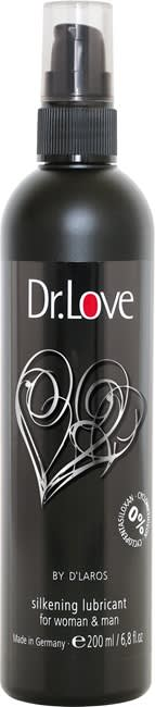 Image of   200 ml Dr. Love - Luksus silikone glidecreme