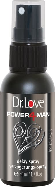 50 ml Dr. Love - Power4Man - Delay spray
