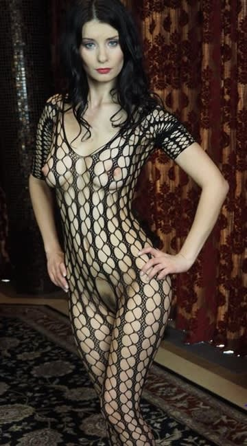 Master of Desire - COMO - Bodystocking - bundløs