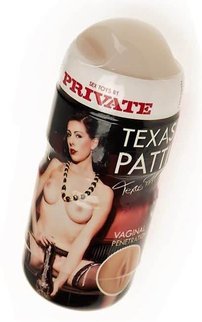 Køb PRIVATE Masturbator Texas Patti - Hun vil ha' dig hver gang du har lyst! til 21,30 kr.