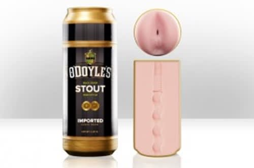 Image of   Fleshlight® - Sex in a Can: O'Doyle's Stout