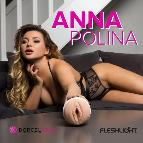 Fleshlight Girls® & Dorcel - Anna Polina