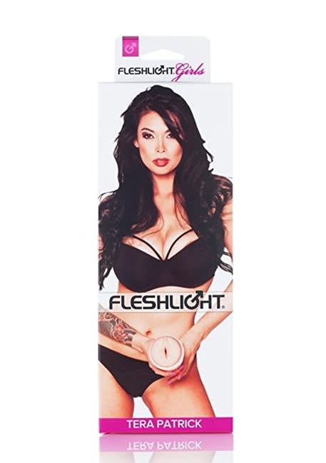 Fleshlight Girls® - Tera Patrick Swallow