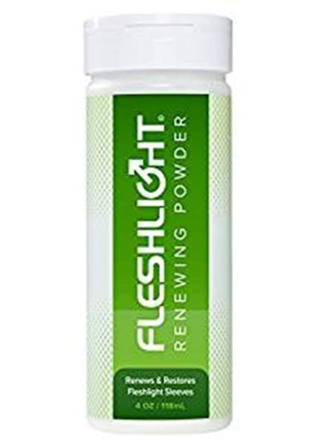 Image of   Fleshlight® - Renewing Powder 118 ml - Plejende pudder