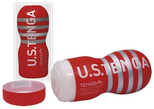 Tenga Deep Throat Cup US Masturbator