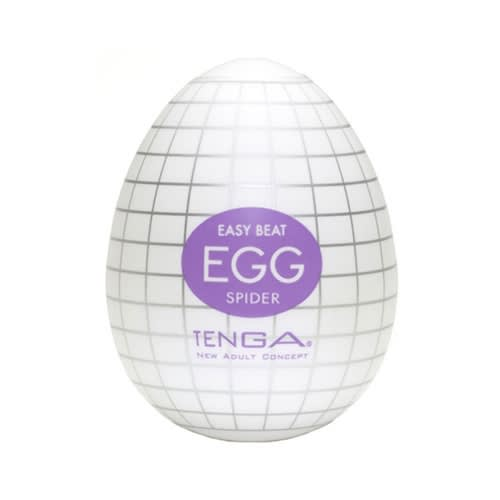 Tenga Egg Spider Single Masturbator