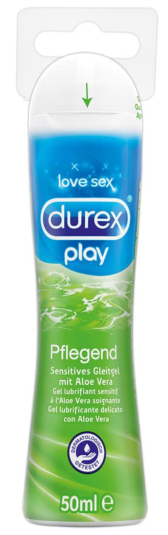 50 ml Durex Play Aloe Vera