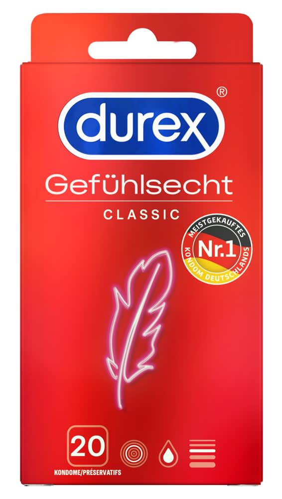 Durex Real Feel 16er