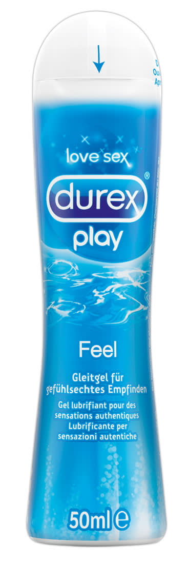 Image of   100 ml Durex Play Feel
