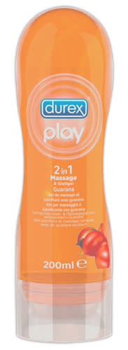 Image of   200 ml Durex Play 2in1 Mass. Guarana